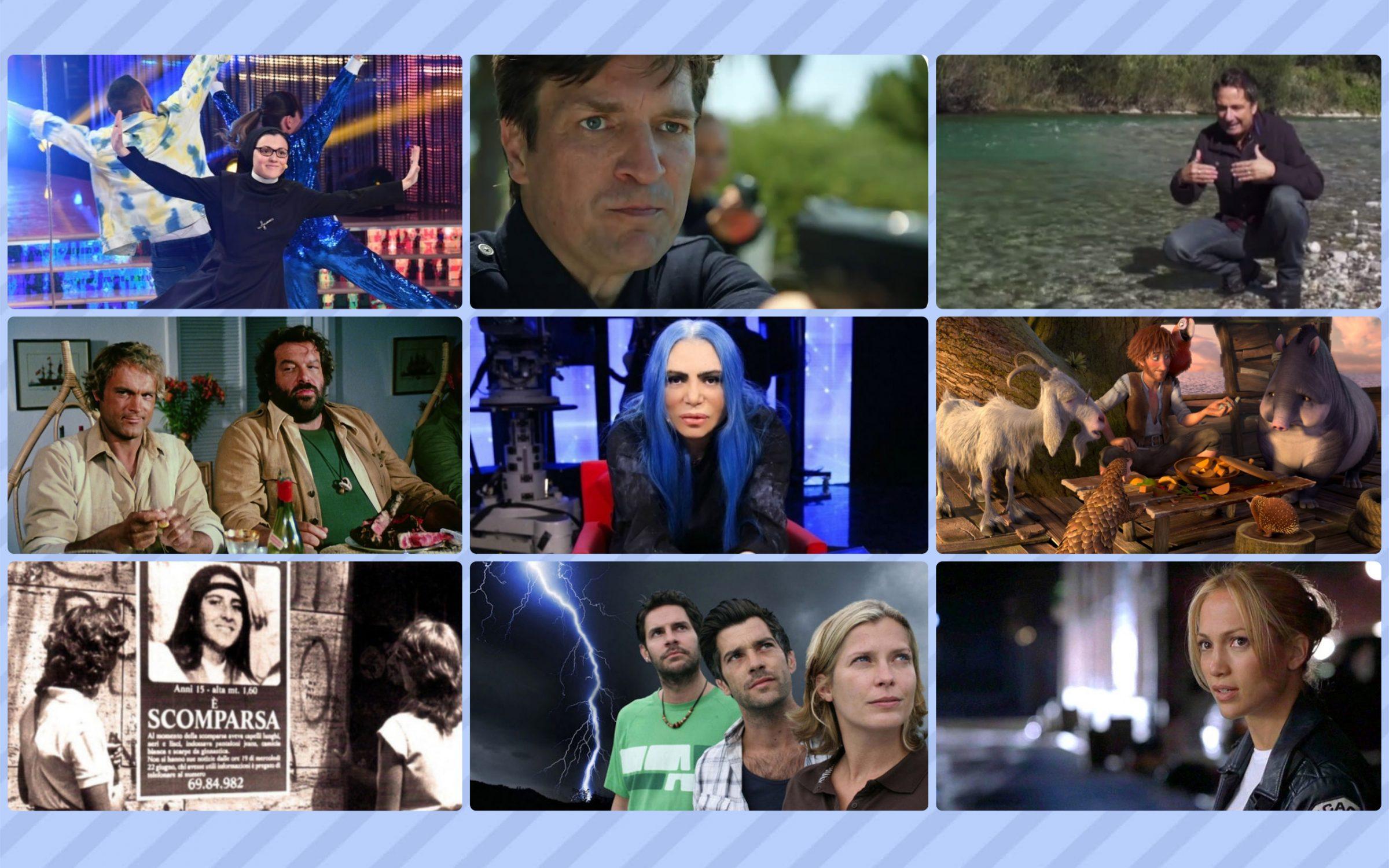 STASERA IN TV & TOTOSHARE 13 APRILE 2019: #BALLANDO VS #AMICI18, TRA #SAPIENS, IL FILM DI ANIMAZIONE #ROBINSONCRUSOE E