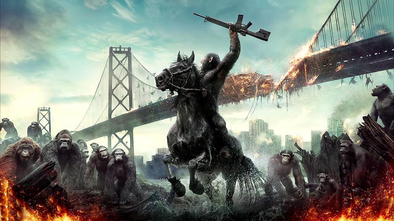 Apes Revolution – Il Pianeta delle Scimmie (2014)