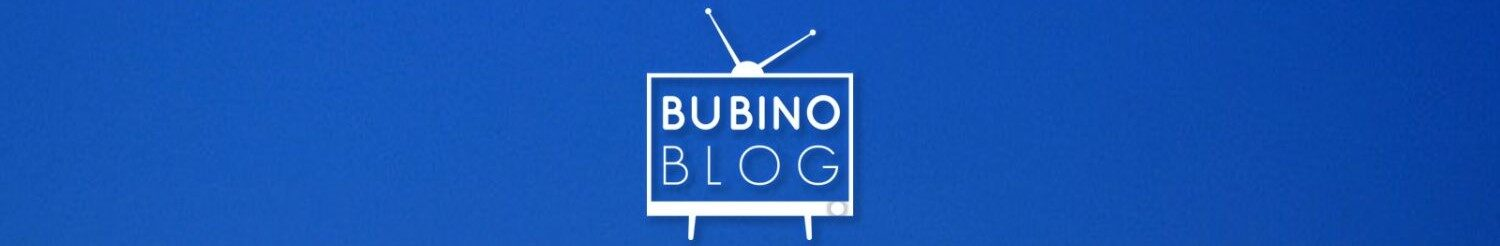 BubinoBlog - Ascolti e Notizie sulla Tv