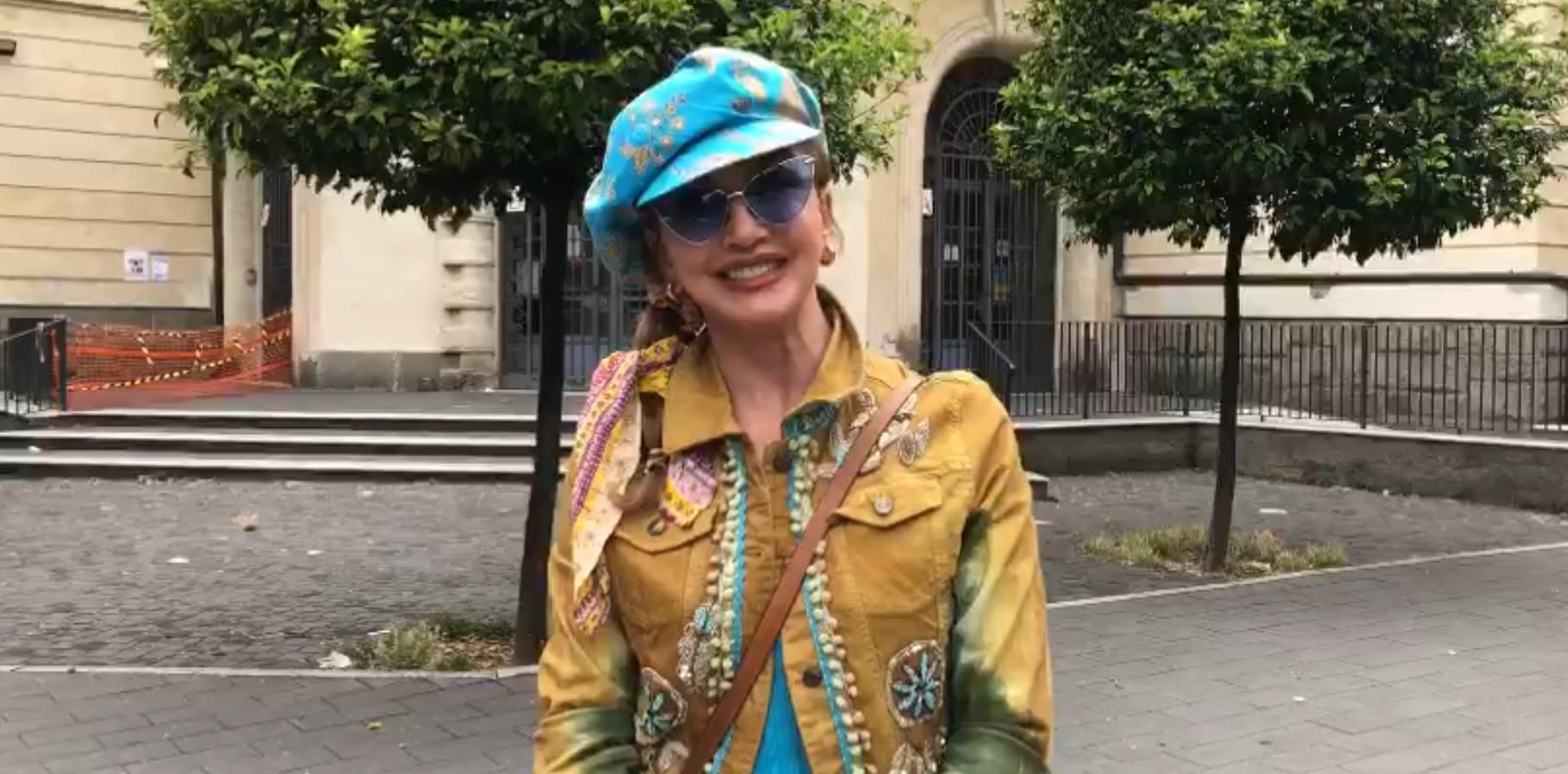 """""""ORO E ARGENTO!"""": MILLY CARLUCCI FESTEGGIA IL BUBINO D'ORO E FA UNA PROMESSA (ESCLUSIVA)"""